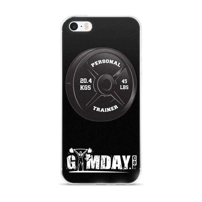 Personal Trainer iPhone Case