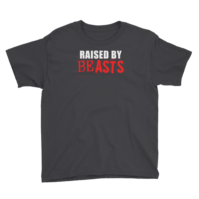 Raised by beasts shirt