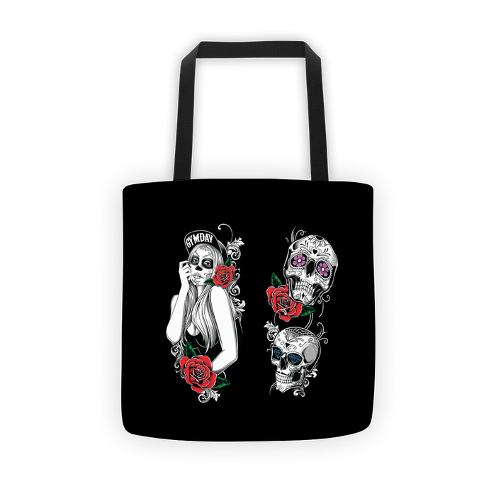 DOTD gym tote bag