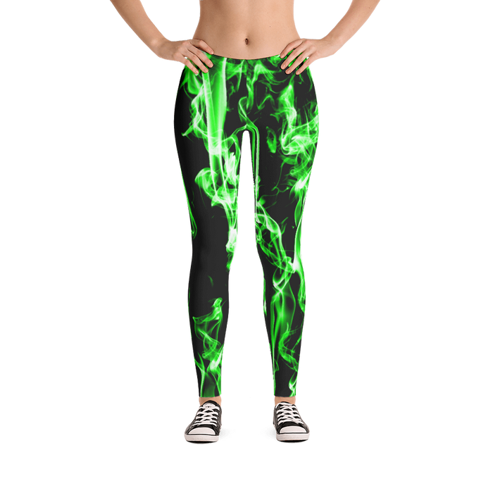 ALIEN SMOKE GYM LEGGINGS