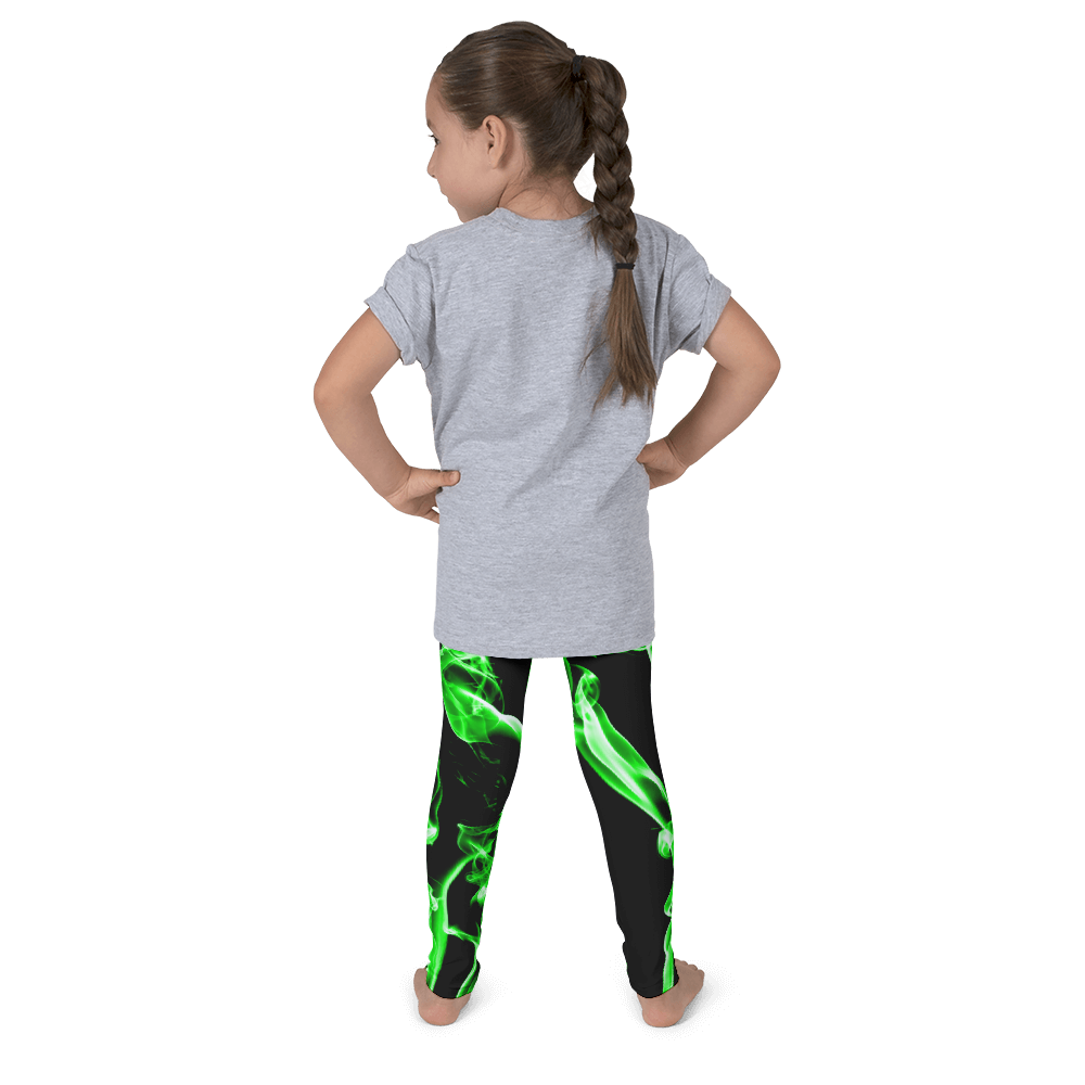 ALIEN SMOKE KIDS LEGGINGS