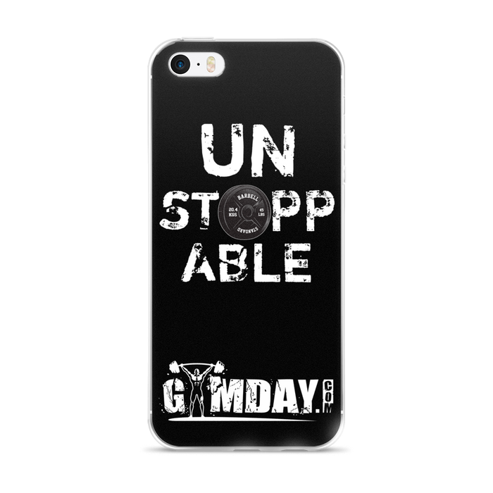 unstoppable iPhone Cover