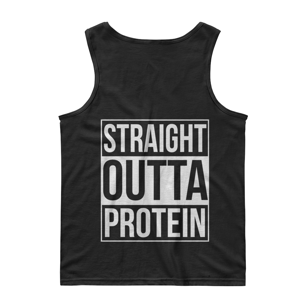 Straight outta protein tank
