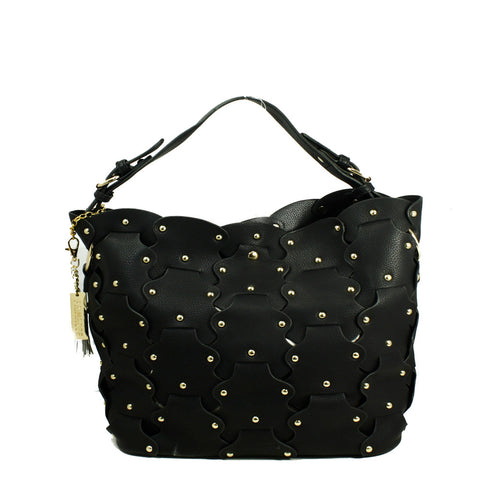 Petal Tote Bag with Removable Clutch -- DB04303