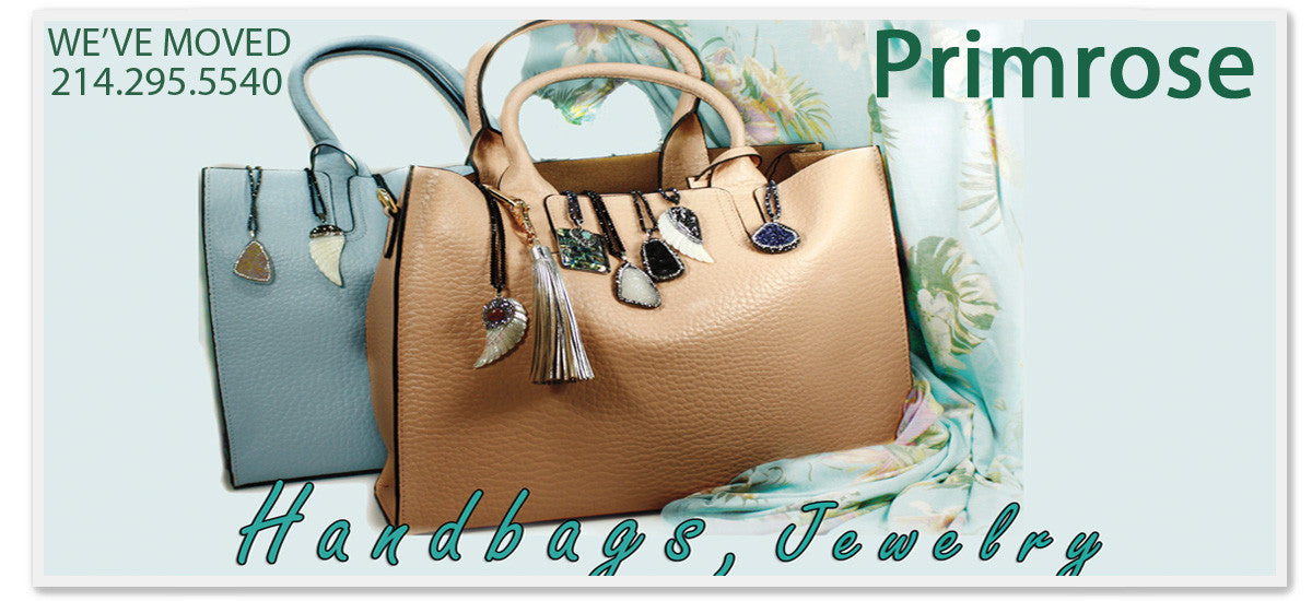 Primrose Fashion Handbags, Jewelry & Clothing