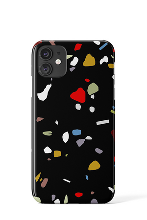 Neon Granite Case - iPhone