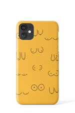 Boob Print  Case - iPhone
