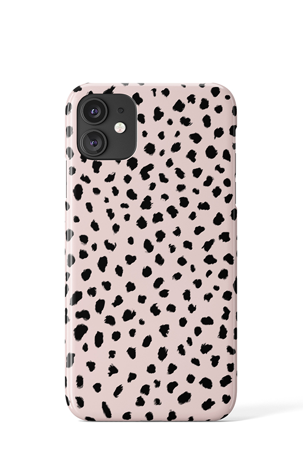 Load image into Gallery viewer, Dalmatian Case (Pink) - iPhone