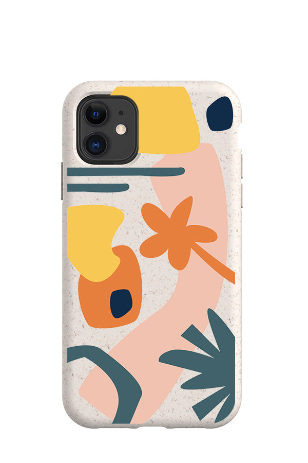 Abstract Nature Eco Case