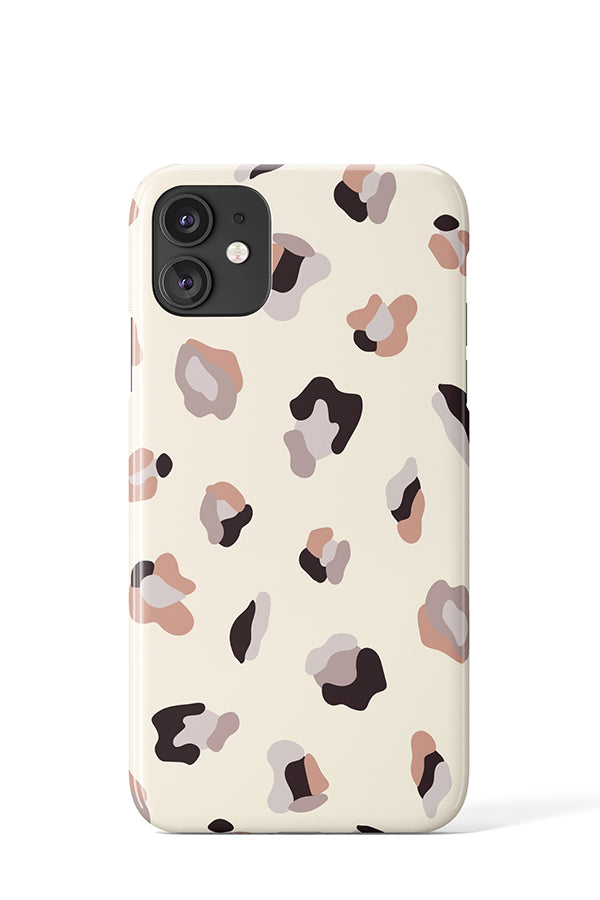 Abstract Leopard Case- iPhone