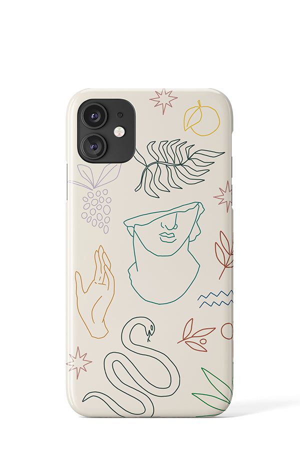 Ancient Greek Case - iPhone