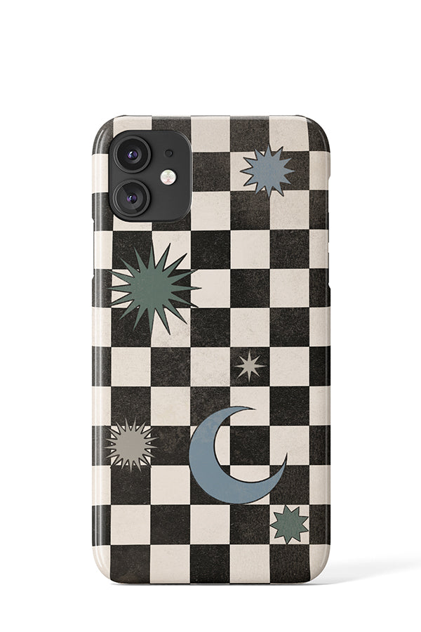 Celestial Checkerboard Case - iPhone