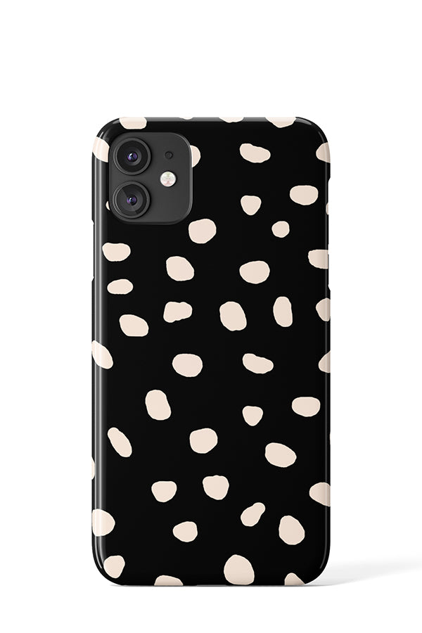 Polka Dots Case Memphis - iPhone