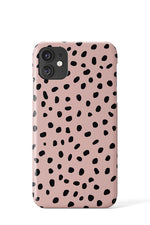 Polka Dots Memphis Case - iPhone
