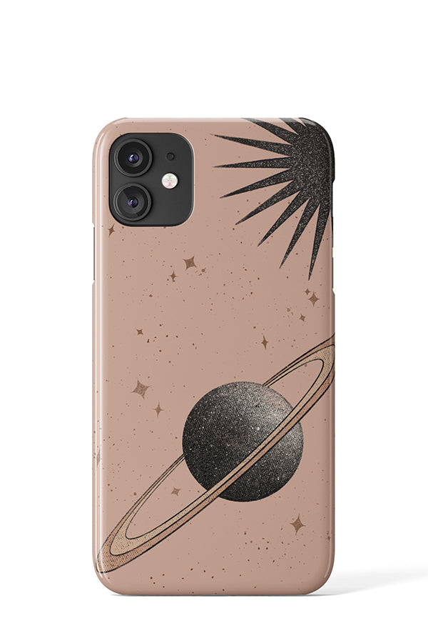 Planet Sun (Pink Brown) - iPhone
