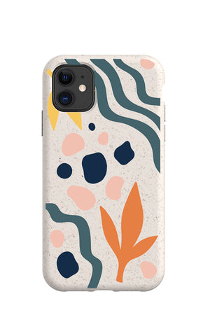 Leaf Abstract Eco Case