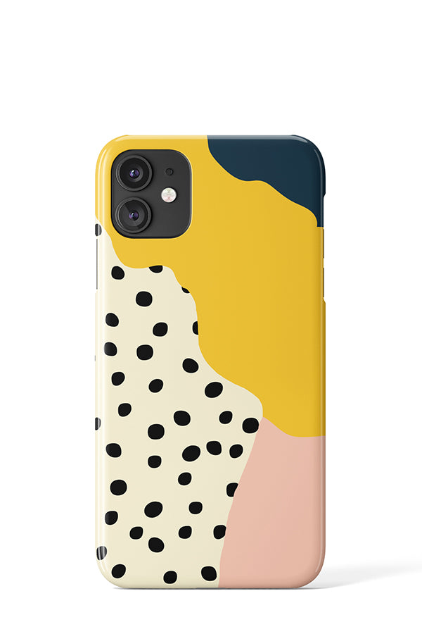Wavy Shapes Case - iPhone