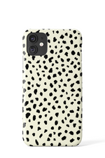 Dalmatian Case (Cream) - iPhone