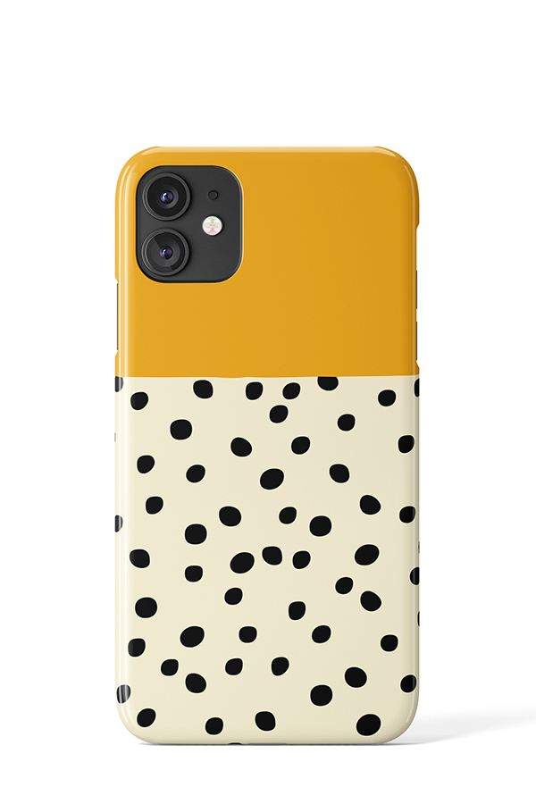 Geo Dots Case - iPhone