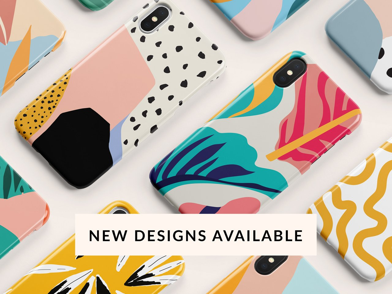 new phone cases available