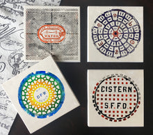 San Francisco Coaster Set