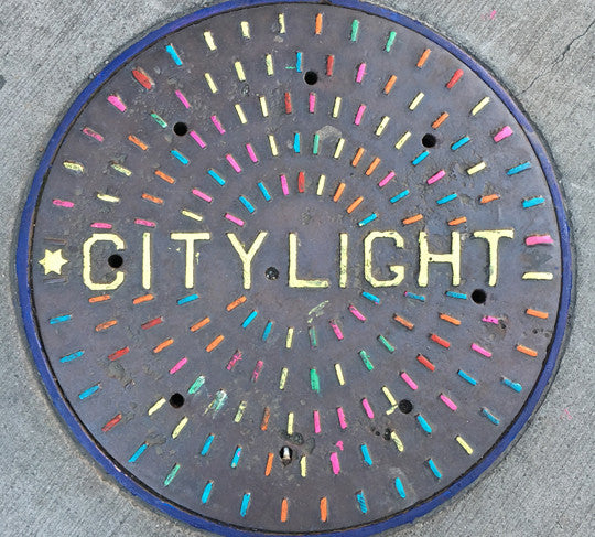 Overlooked Art Tour - City Light 2