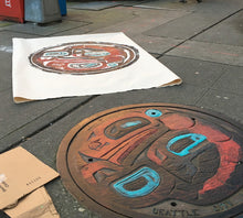 Overlooked Art Tour - Tlingit Whales