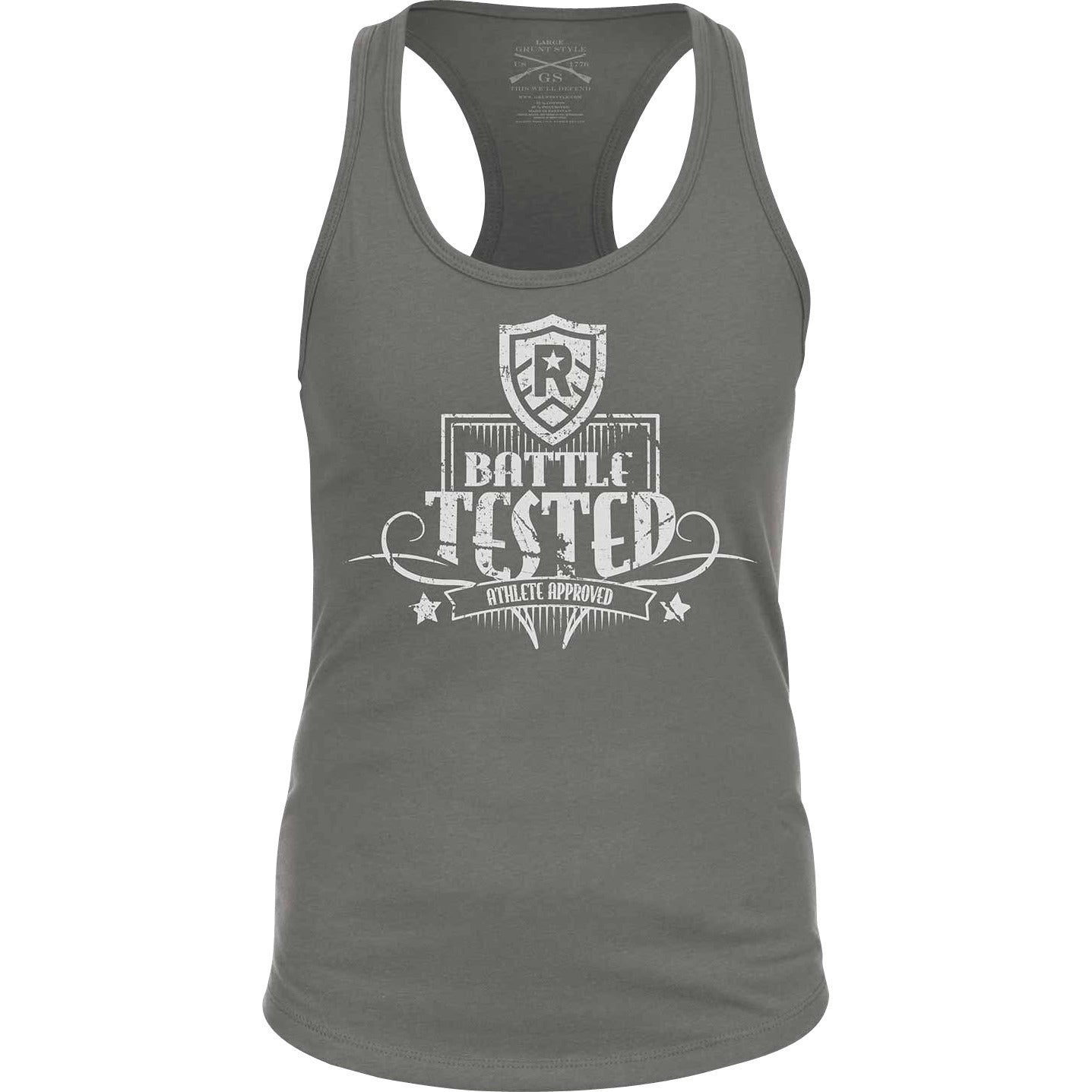 Battle Tested Ladies Tank