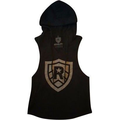 Ladies Deepcut Hooded Tank - RivalrySportsMarketing