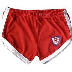 Old School Ladies Gym Shorts - RivalrySportsMarketing