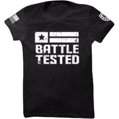Battle Tested T-Shirt - RivalrySportsMarketing
