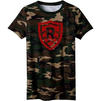 Camo T-Shirt - RivalrySportsMarketing