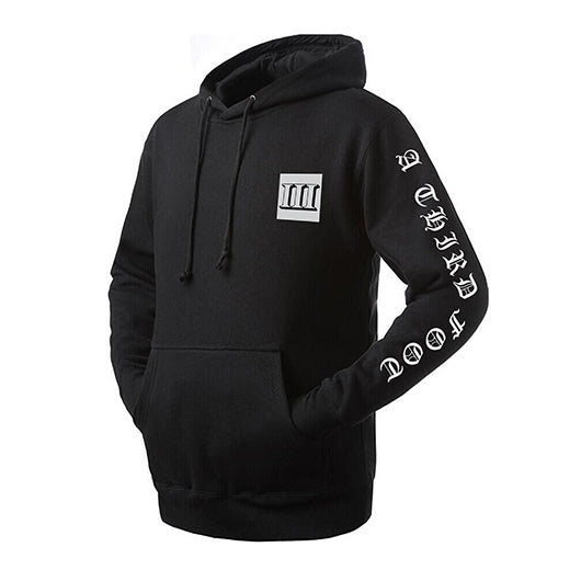 Smith Hoody - Black