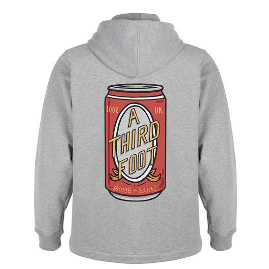 Beer Can Hoody