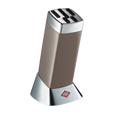 Knife Block Classic Line - Warm Grey