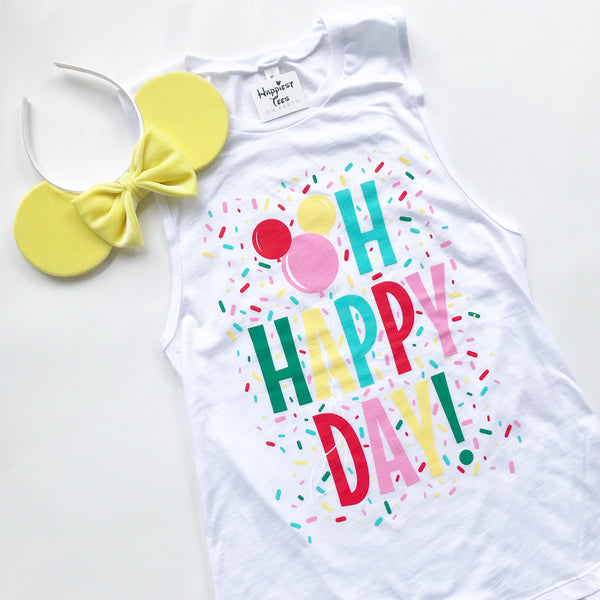 Oh Happy Day! Celebration - Tank