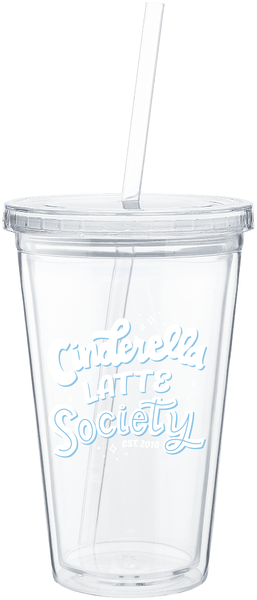 Cinderella Latte Society - Iced Tumbler