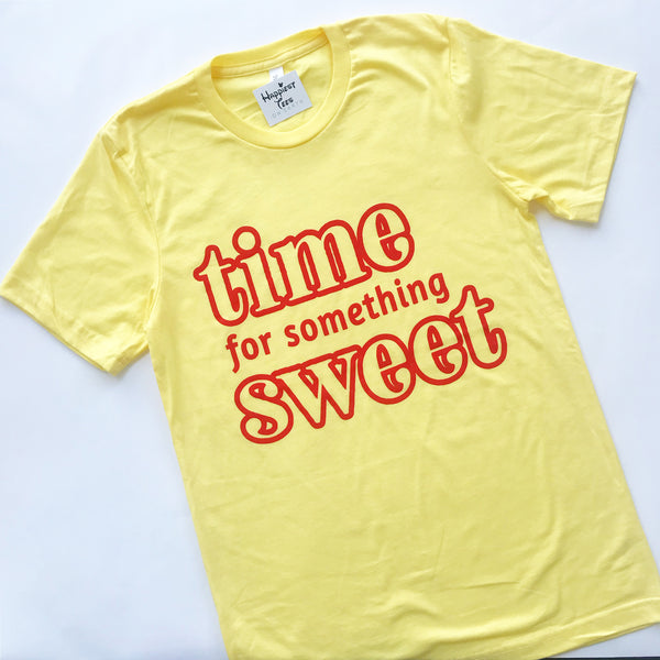 Time for Something Sweet - Heather Yellow