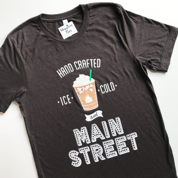 Hand Crafted & Main Street - Tee