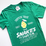 Tropical Treat and Snakes - Tee