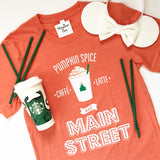 Pumpkin Spice and Main Street