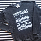 Churros and the Haunted Mansion - Sweatshirt - XS