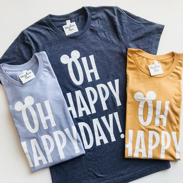 Oh Happy Day! - Spring #2 - Tee