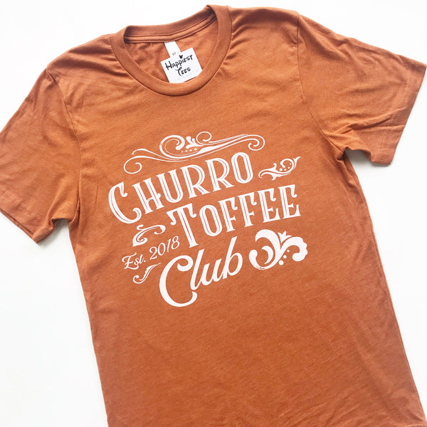 Churro Toffee Club - Toffee