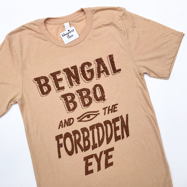 Bengal BBQ and the Forbidden Eye