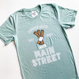 Cinnamon Dusted & Main Street - Tee