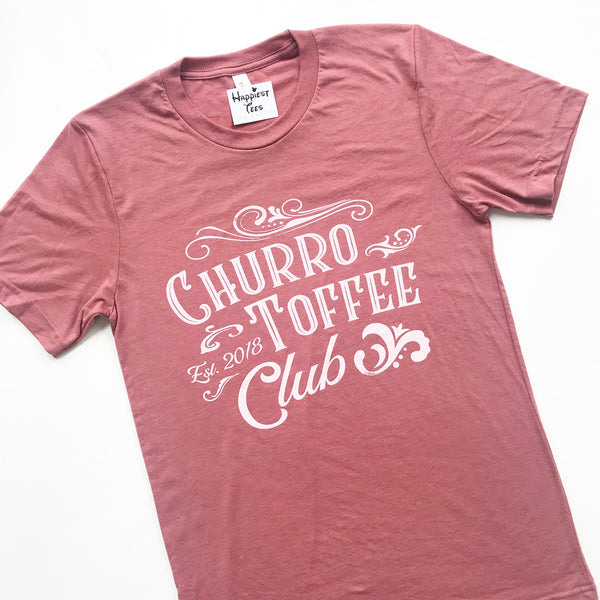 Churro Toffee Club - Mauve