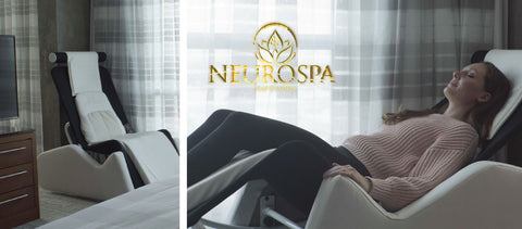 Neurospa Nap Station & Cushion