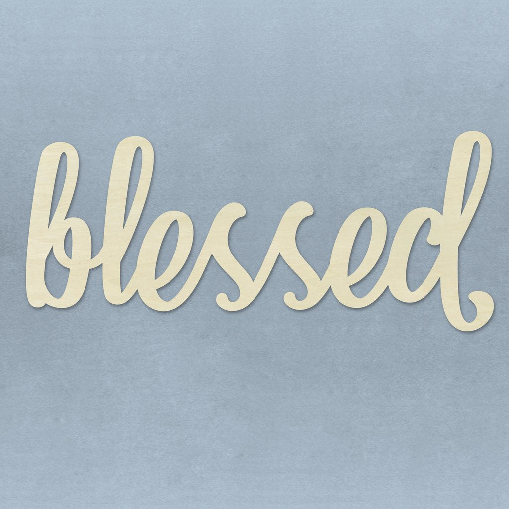 cursive blessed � ck designs and boutique