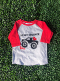 Heart Crusher Youth T